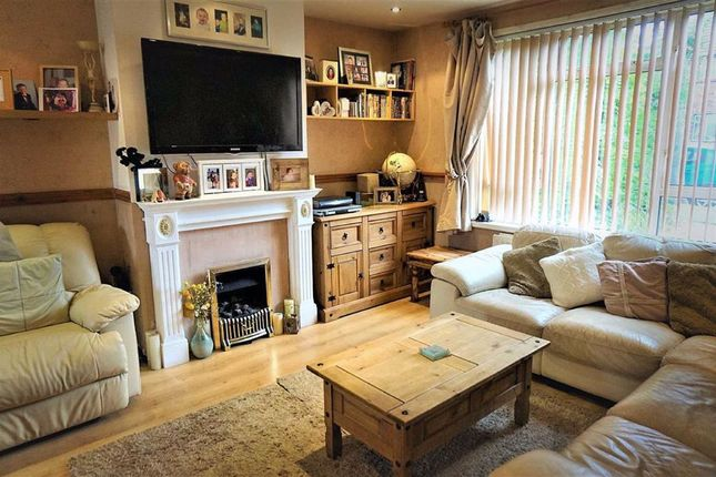 Thumbnail Terraced house for sale in Harkness Close, Cheshunt