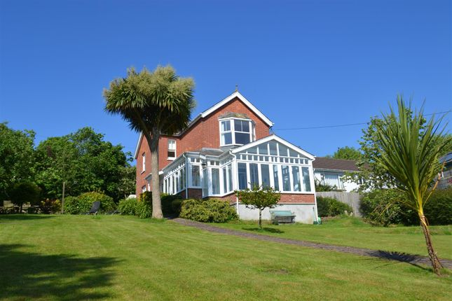 Thumbnail Detached house for sale in Bowden House, Stratton, Bude