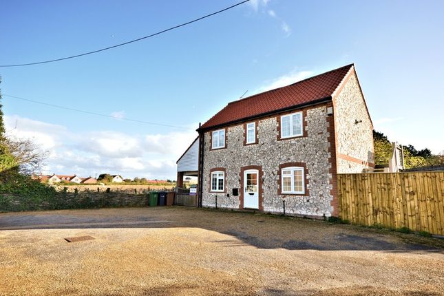 Thumbnail Detached house for sale in Dalegate Market, Main Road, Burnham Deepdale, King's Lynn