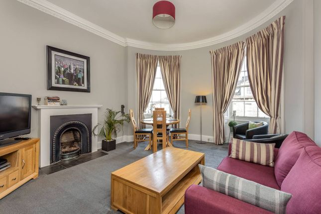 Thumbnail Flat to rent in Broughton Street, New Town, Edinburgh