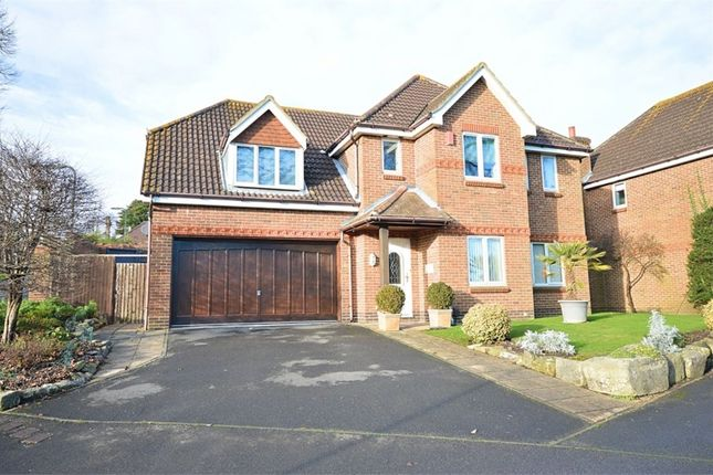 Thumbnail Detached house for sale in Maple Wood, Bedhampton, Hampshire