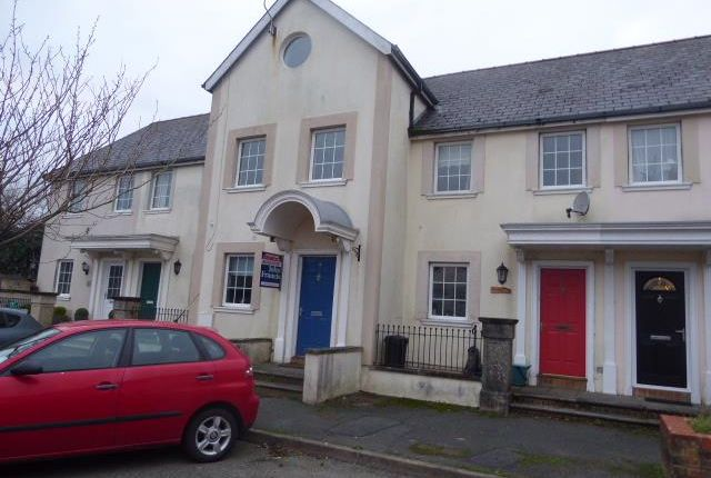 Thumbnail Terraced house to rent in Cadogan Close, Johnston, Haverfordwest