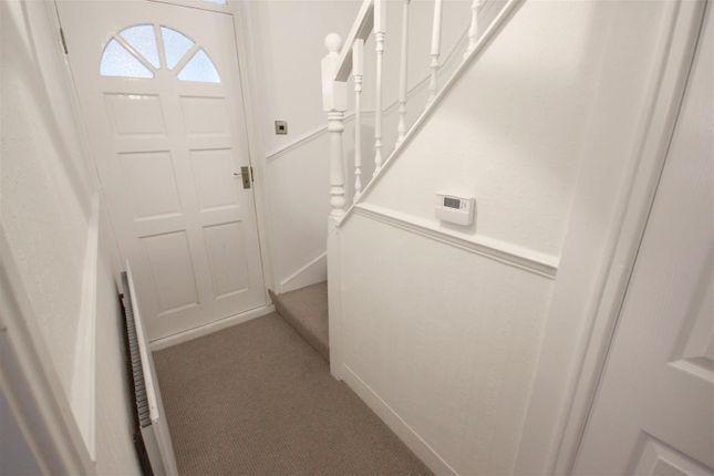 Entrance Hallway of Mordaunt Road, Sheffield S2