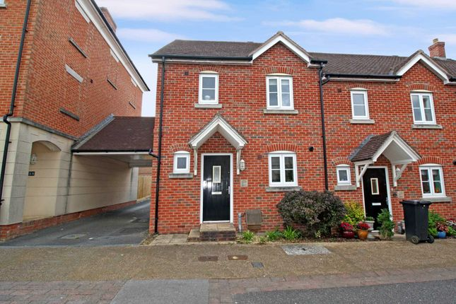 Thumbnail End terrace house for sale in Alner Road, Blandford Forum