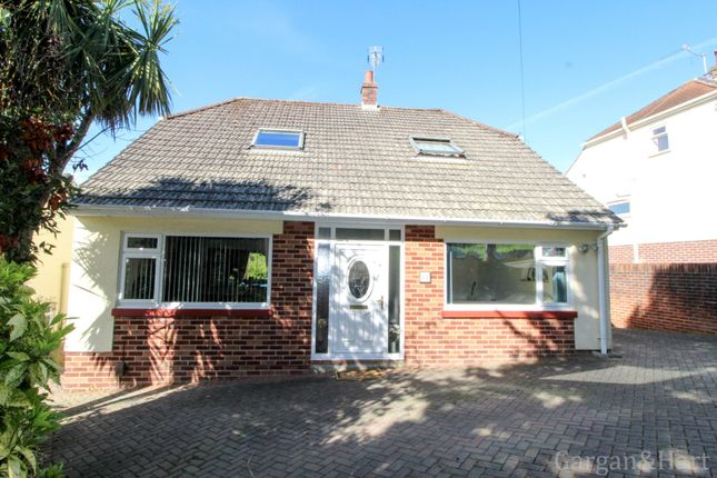 Thumbnail Detached bungalow for sale in Higher Cadewell Lane, Torquay