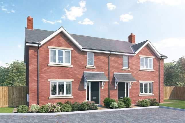 "Thumbnail Property for sale in ""Salena"" at Oxleigh Way, Stoke Gifford, Bristol"