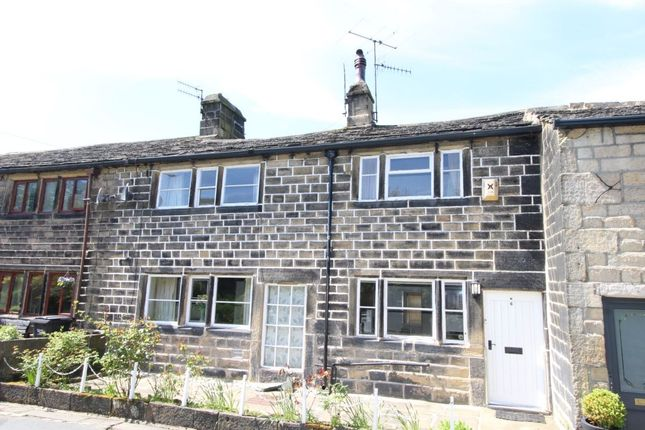 Thumbnail Terraced house for sale in Square Road, Todmorden