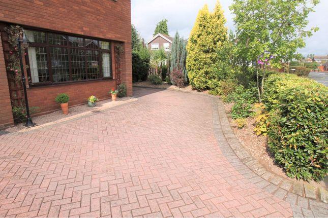 Driveway of Pembroke Way, Stourport-On-Severn DY13