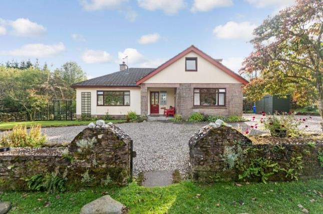 Thumbnail Bungalow for sale in Manse Road, Aberfoyle, Stirling, Stirlingshire