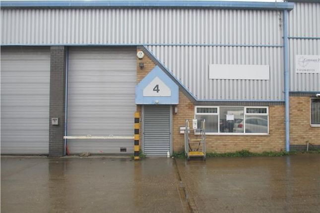Thumbnail Light industrial for sale in 4 Triumph Way, Woburn Road Industrial Estate, Kempston, Bedford