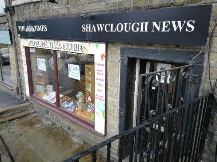 Thumbnail Retail premises for sale in Shawclough Rise, Shawclough Road, Rochdale