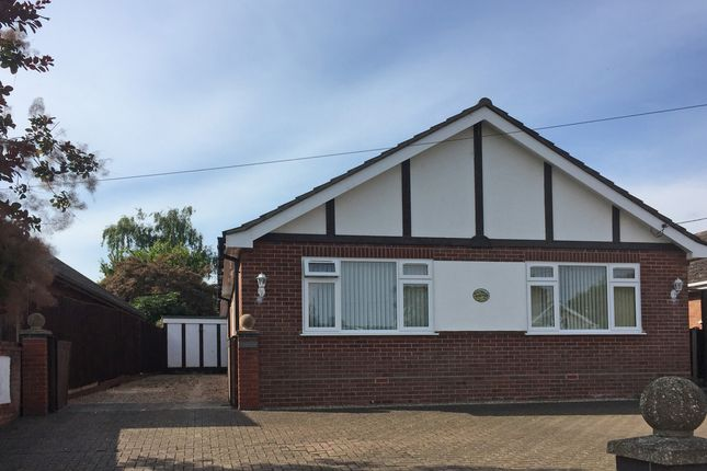 Thumbnail Detached bungalow for sale in Colchester Road, Wix, Manningtree