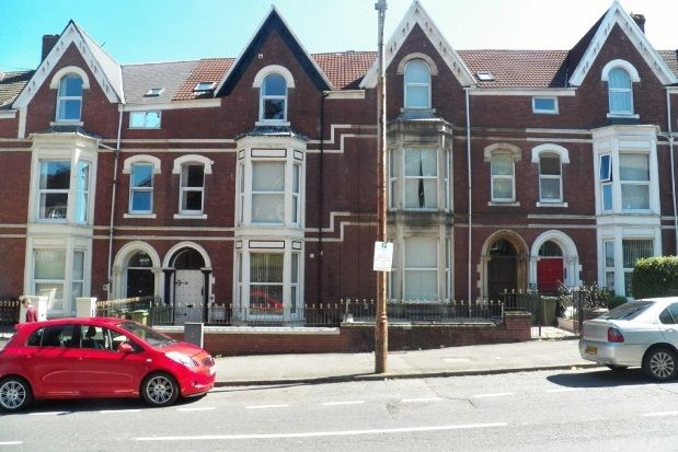 Thumbnail Flat to rent in Sketty Road, Sketty, Swansea