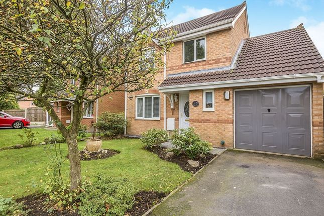 Detached house for sale in Broughton Tower Way, Fulwood, Preston