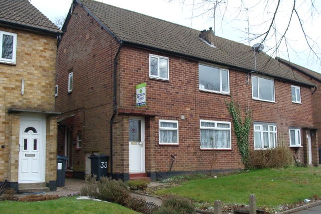 2 bed maisonette to rent in Leach Green Lane, Rubery, Birmingham