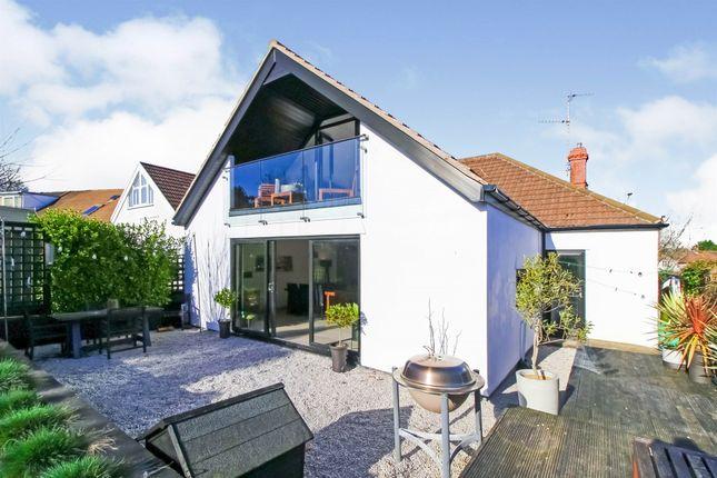3 bed semi-detached bungalow for sale in Lavernock Road, Penarth CF64