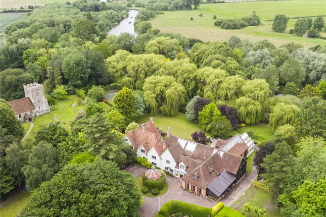 Thumbnail Detached house for sale in Church Lane, North Stoke, Wallingford, Oxfordshire