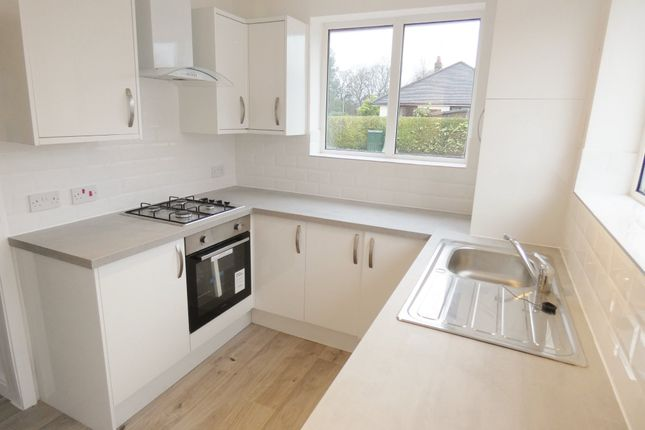 2 bed semi-detached bungalow to rent in Watling Street Road, Fulwood, Preston PR2