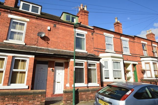 Thumbnail Terraced house to rent in Mandalay Street, Bulwell, Nottingham