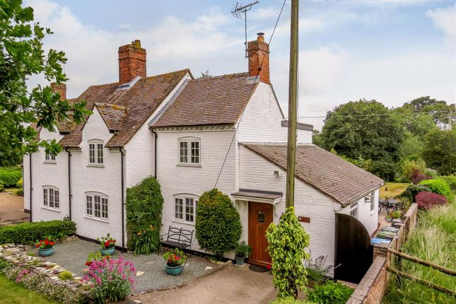 Thumbnail Semi-detached house for sale in Bevington, Salford Priors, Evesham, Worcestershire