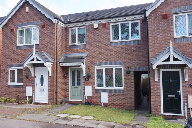 Thumbnail Terraced house for sale in Tyburn Road, Pype Hayes, Birmingham