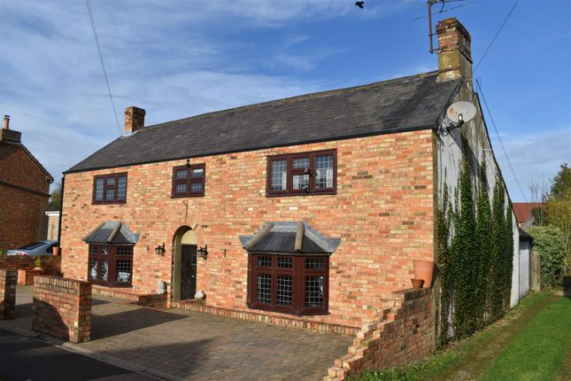 Thumbnail Detached house for sale in High Street, Cranfield, Bedford