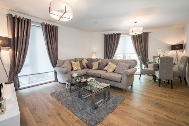 Thumbnail Flat for sale in Plot 51, Marionville Road, Meadowbank, Edinburgh