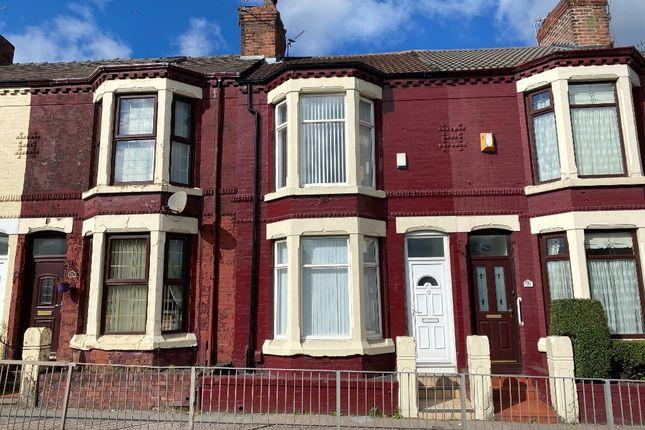 Thumbnail Terraced house to rent in Walton Lane, Walton, Liverpool