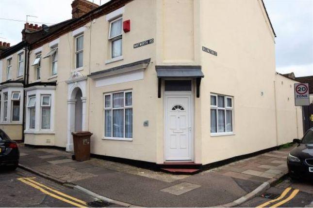 Thumbnail Flat to rent in Whitworth Road, Abington, Northampton
