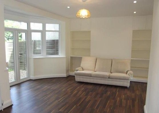 Thumbnail Terraced house to rent in The Fairway, Northolt, Middlesex