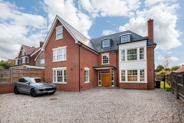Thumbnail Detached house for sale in Borough Lane, Saffron Walden