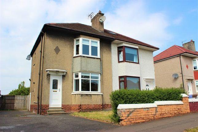 Thumbnail Semi-detached house for sale in Beech Avenue, Bailleston, Glasgow