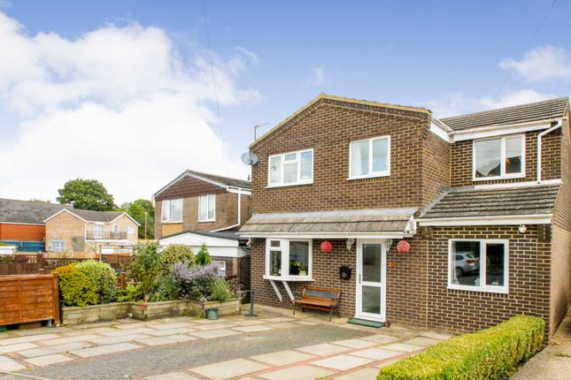 Thumbnail Detached house for sale in Arkwright Road, Irchester, Wellingborough