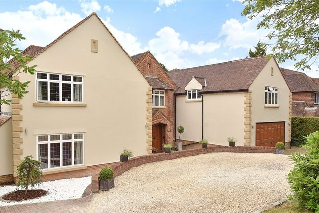 Thumbnail Detached house for sale in Beech Waye, Gerrards Cross, Buckinghamshire