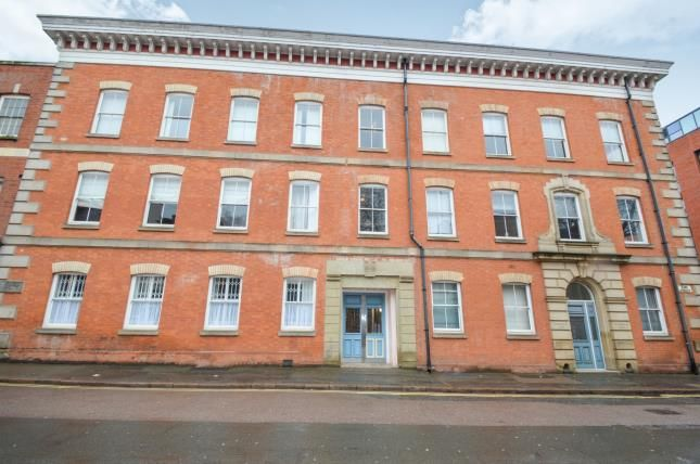 Thumbnail Flat for sale in Apartment 39, 35 King Street, Leicester, Leicestershire