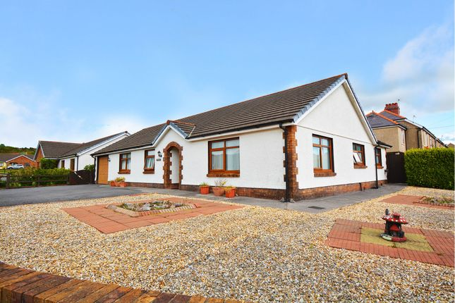 Thumbnail Detached bungalow for sale in Rhoslan, Llanelli
