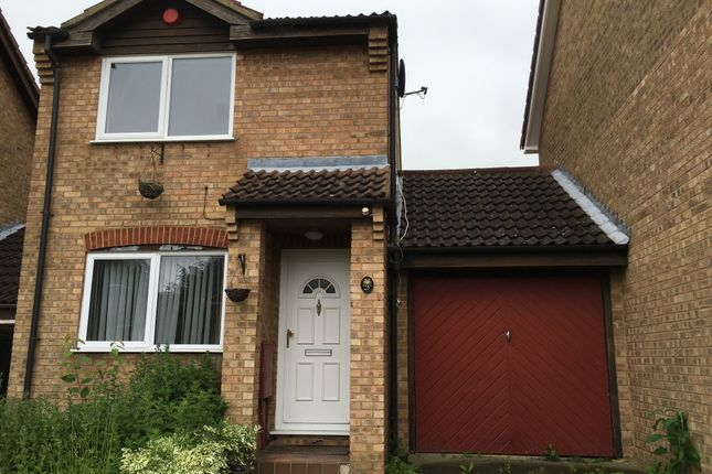 Benington Close, Luton LU2