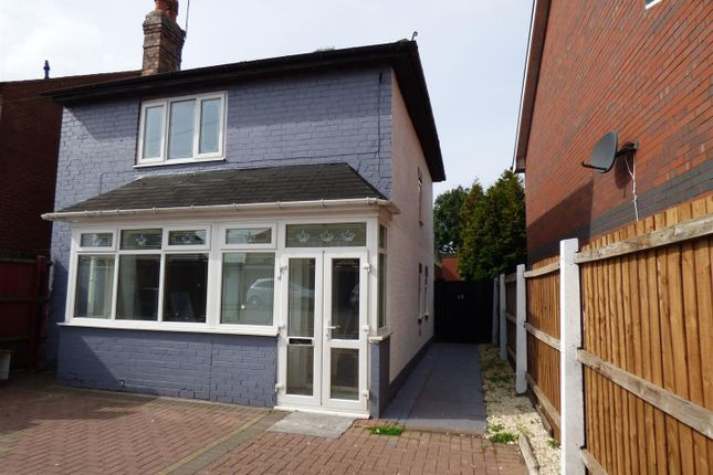 3 bed detached house for sale in Salisbury Road, Saltley, Birmingham B8