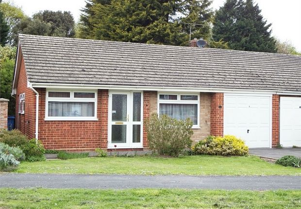 Thumbnail Semi-detached bungalow for sale in Medway Drive, Farnborough, Hampshire
