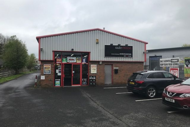 Thumbnail Industrial for sale in 1 / 2 Highfield Road, Clitheroe