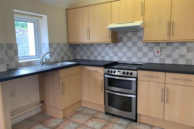 Thumbnail Flat to rent in Pound Place, Newton Abbot