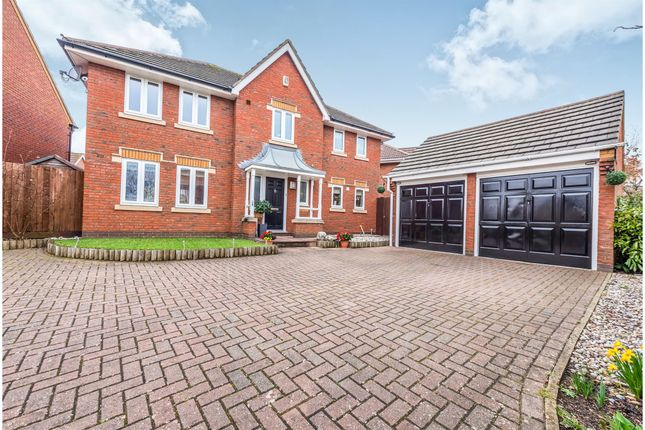 Thumbnail Detached house for sale in Battalion Drive, Wootton, Northampton