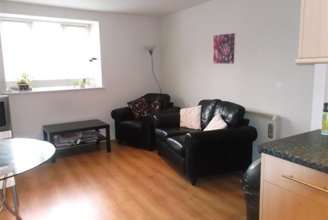 Thumbnail Flat to rent in Mertensia House, 77A Mabgate, Leeds