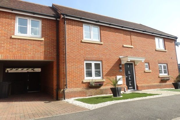 Thumbnail Link-detached house to rent in Holst Avenue, Witham