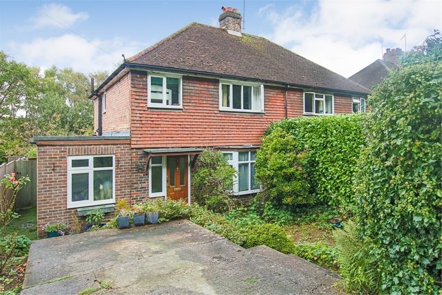 Thumbnail End terrace house for sale in Hartfield Road, Forest Row, East Sussex