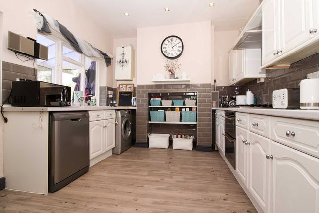 Kitchen of Market Place, Binbrook, Lincolnshire LN8