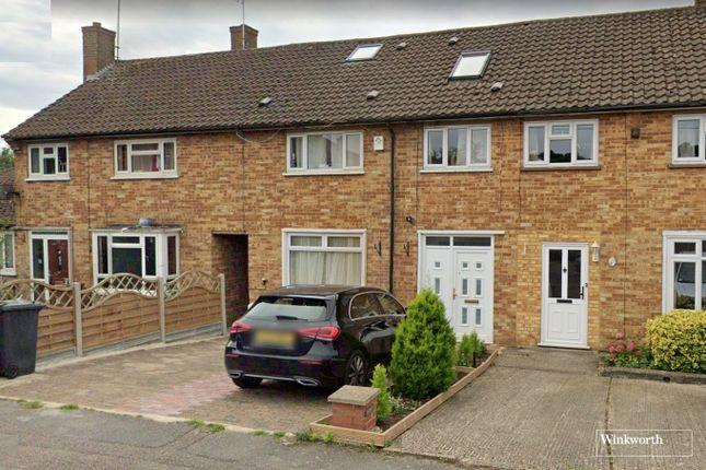 Thumbnail Terraced house for sale in Torworth Road, Borehamwood, Hertfordshire