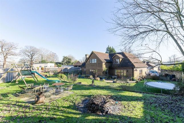 Thumbnail Detached house for sale in Priory Road, Forest Row, West Sussex