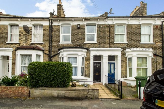Thumbnail Terraced house to rent in Nutcroft Road, Peckham