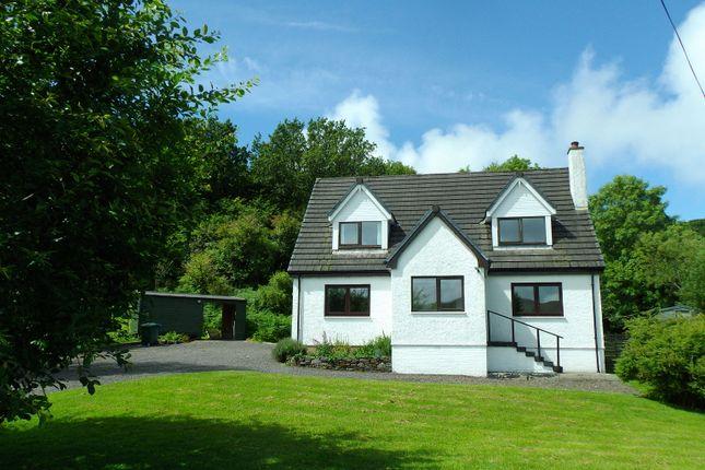 Thumbnail Detached house for sale in Ar Baile, Clachan Seil, By Oban